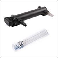 UV Steriliser / Clarifiers and Bulbs