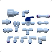 """1/4"""" Push Fit Fittings"""