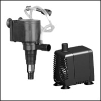 Poweheads / Water Feature Pumps