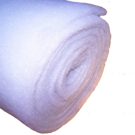 5 Metre Roll Of Filter Wool 25 30mm Thick Finest Filters